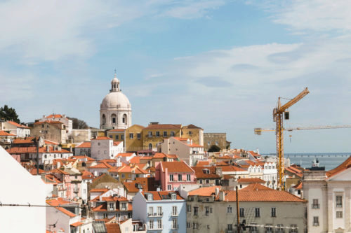 A Long Weekend in Lisboa