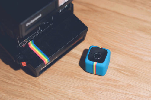 Two weeks with the Polaroid Cube Action Camera
