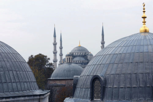 A long weekend in Istanbul