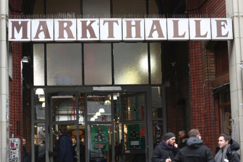 Berlin for Foodists: Markthalle 9