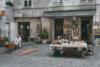 parisian backyard