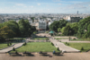 view over paris from sacré-coer