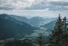 valley in bavaria