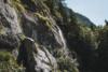 waterfall of königssee