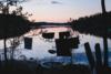 camp canoe sweden dalsland