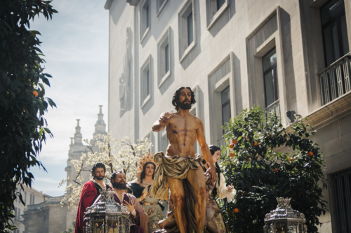 Watching Easter Processions During Semana Santa in Andalusia